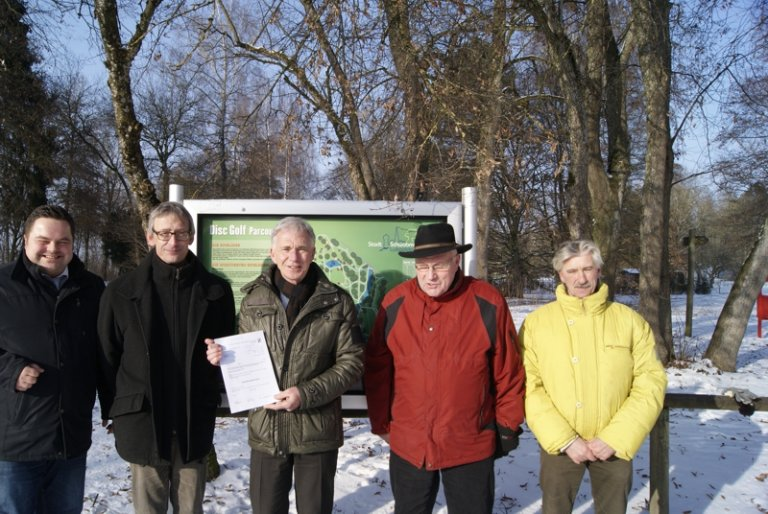 Grossansicht in neuem Fenster: Luitpoldpark Förderbescheid 2017