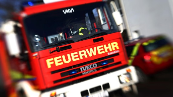 Brand in Siebnach 28.02.2017