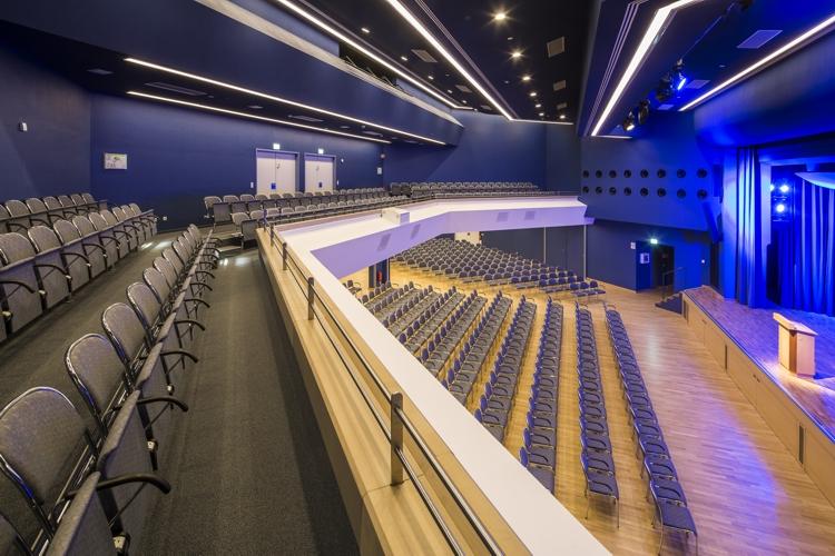 Hauptsaal Stadthalle